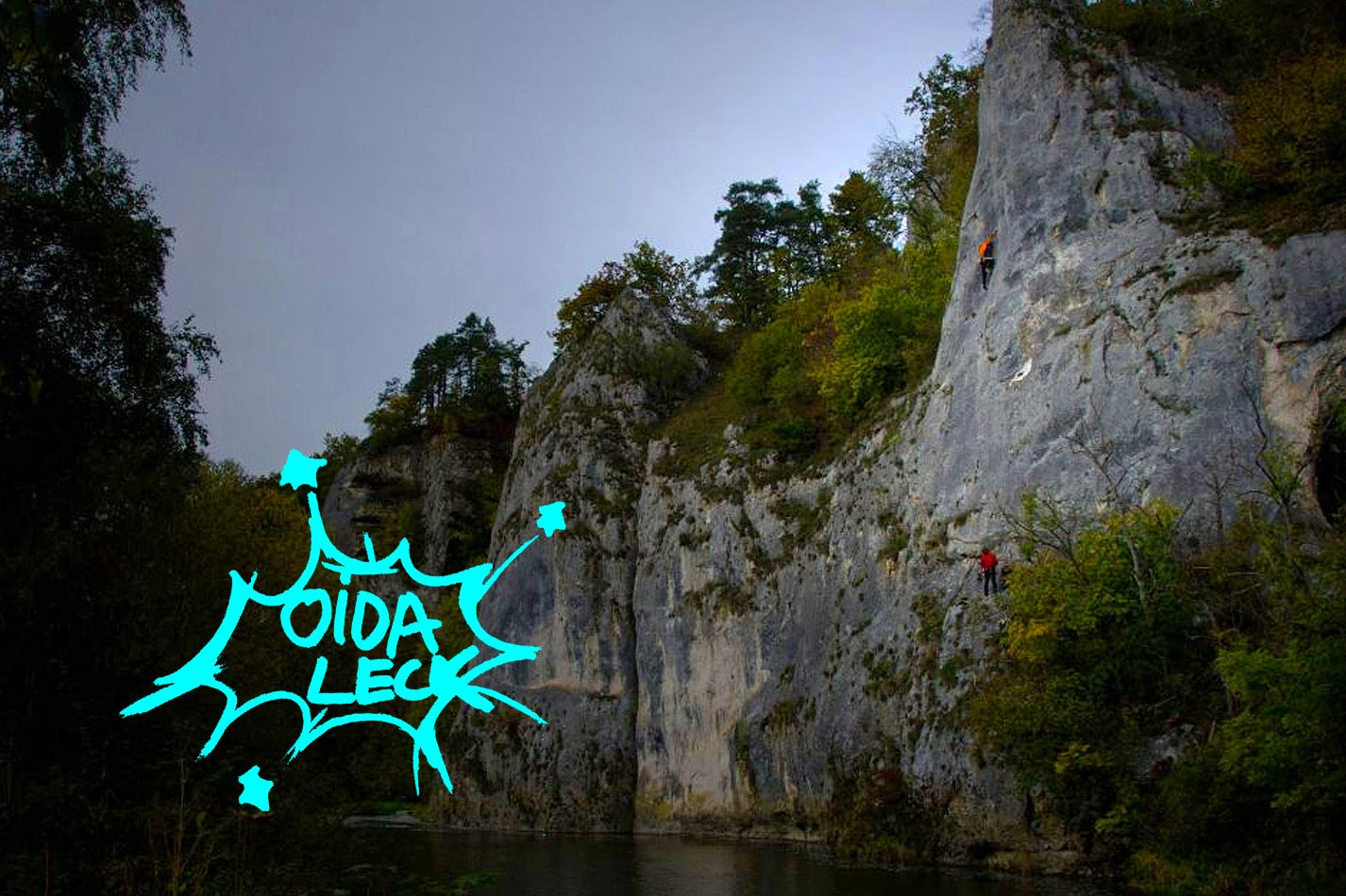 Unterstuetzung IG Klettern Donautal